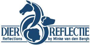 Logo Dierreflectie Minke van den Bergh